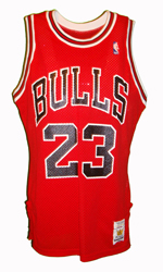 Maillot/Jersey (front10) Michael Jordan 1986/89 Authentic Bulls Home