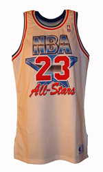 Maillot/Jersey (front12) Michael Jordan 1992 Procut NBA All Star Game