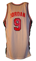 Maillot/Jersey (back13) Michael Jordan 1992 Procut USA Dream Team Home