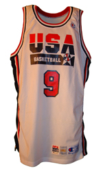 Maillot/Jersey (front13) Michael Jordan 1992 Procut USA Dream Team Home