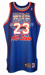 Maillot/Jersey (front16) Michael Jordan 1993 Procut NBA All Star Game