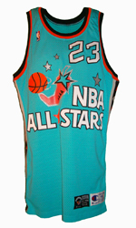 Maillot/Jersey (front21) Michael Jordan 1996 Procut NBA All Star Game