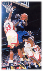 Maillot/Jersey (real28) Michael Jordan 2001/02 Procut Wizards Away
