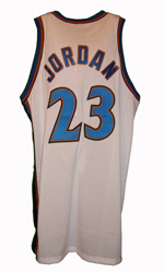 Maillot/Jersey (back29) Michael Jordan 2002/03 Procut Wizards Home