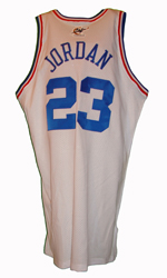Maillot/Jersey (back30) Michael Jordan 2003 Procut NBA All Star Game