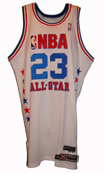 Maillot/Jersey (front30) Michael Jordan 2003 Procut NBA All Star Game