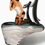 playboy top 23 air jordan 13