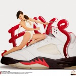 playboy top 23 air jordan 6