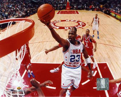 photo michael jordan allstar #5