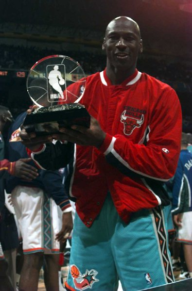 photo michael jordan allstar #9