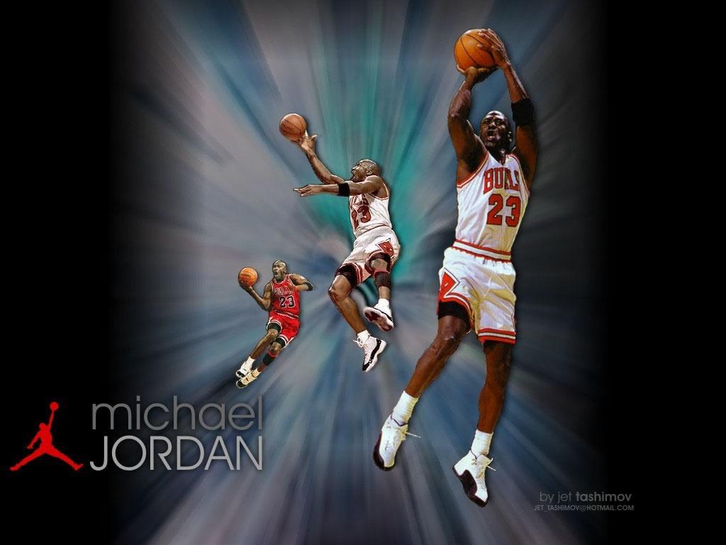 Fonds D écran 1024x768 Histoire De Michael Jordan