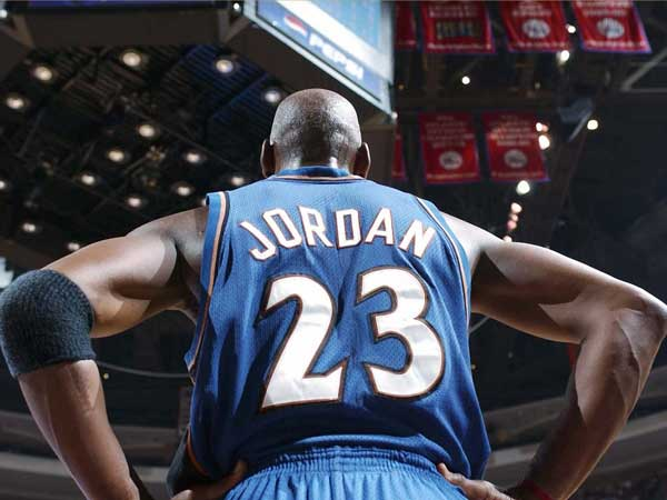 photo michael jordan wizzards #10