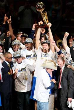 Dallas, champion NBA 2010-11